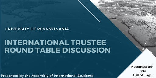 International Trustee Round Table Discussion