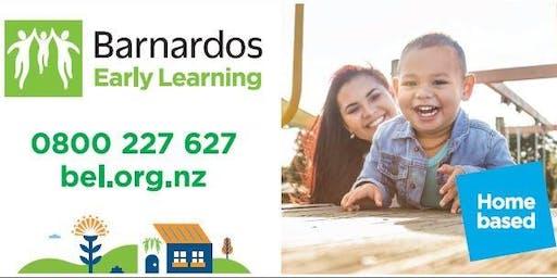 Recruitment Evening - Barnardos Early Learning Home Based