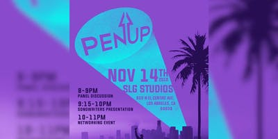 Penup Songwriter Network Event