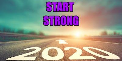 Start Strong 2020 Plan Session