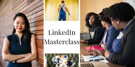 LinkedIn for Professionals Masterclass tickets