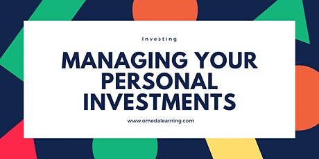 Managing Your Personal Investments tickets
