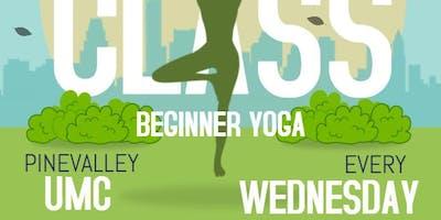 Free Beginner Yoga Class