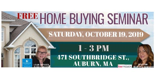 HOME BUYER SEMINAR - ESPAÑOL Y INGLES (English)