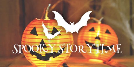 Spooky Storytime at Carrum Downs Library tickets