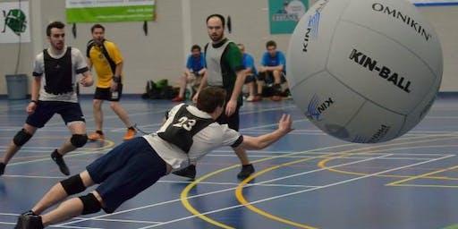 Kin-ball (gymnase)