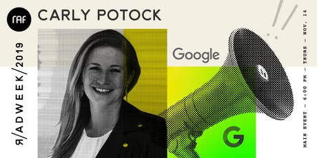 R/ADWEEK 2019: Keynote Event with Carly Potock tickets