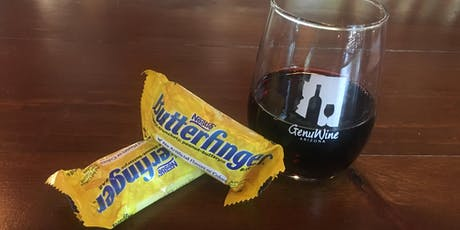 Wine + Candy Pairing tickets