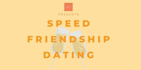 Speed Friendship Dating at Zero Mode tickets