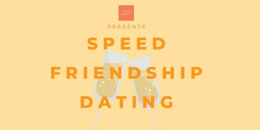 Speed Friendship Dating at Zero Mode