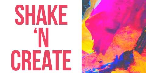 "Shake & Create - Hotworx & a ""buffet"" of healthy choices"