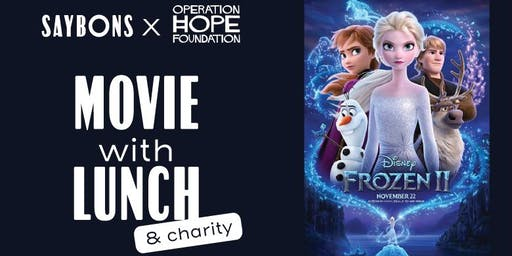 Saybons X Operations Hope- Frozen 2 movie