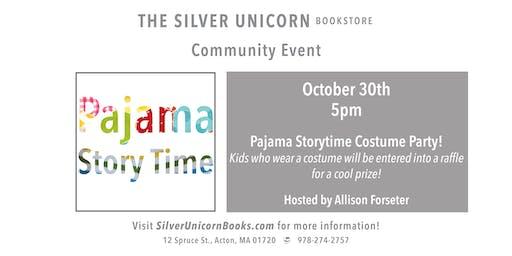 Costume Pajama Storytime!
