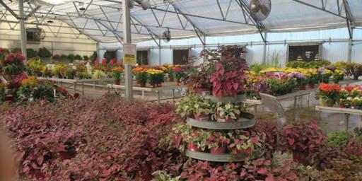 Lake Houston Gardeners Field Trip to Brookwood Community