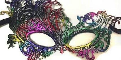 Halloween Masquerade Night