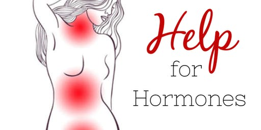 Help for Hormones and Fatigue!