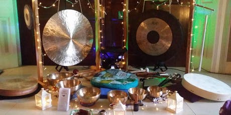 Earth Sounds© Practitioner Level 4 - Gong Master Plus Booking Deposit tickets