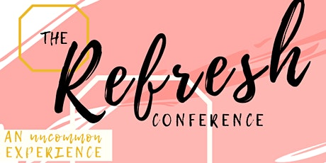 The Refresh Conference Sonora tickets