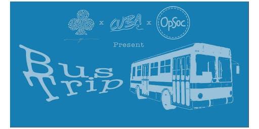 GC x CUBA x OpSoc Bus Trip