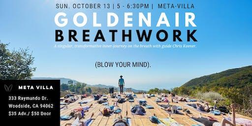 Goldenair Breathwork to Blow Your Mind with Chris Keener