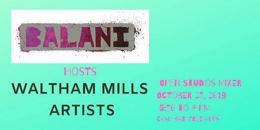 Waltham Mills Artist Meet & Greet
