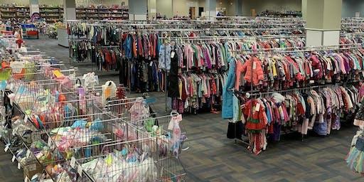 WEERUNS Spring/Summer Kids Consignment Sale