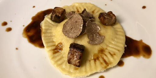 5-Course White Truffle Dinner with Paired Wines