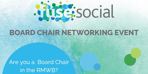 Board Chair Networking Event