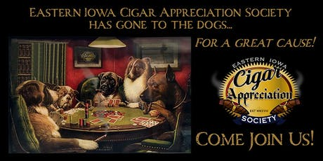 Eastern Iowa Cigar Appreciation Society October Meet-up tickets