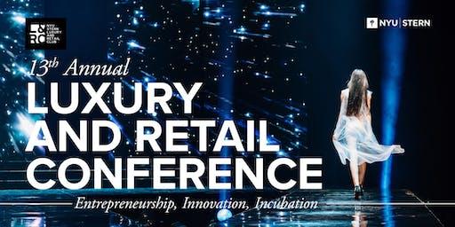 NYU Stern Luxury & Retail Conference 2019