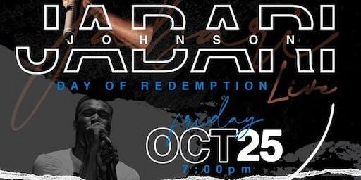 Jabari Johnson - Day of Redemption