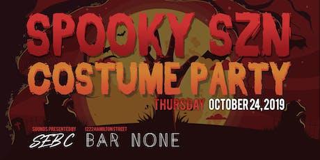Spooky Szn tickets