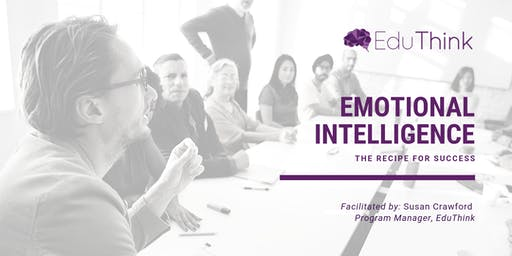 Emotional Intelligence & You: The Recipe For Success