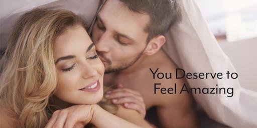 You Deserve to Feel Amazing- Votiva Event