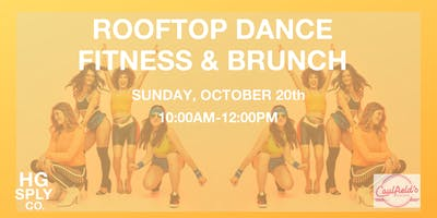 Rooftop Dance Fitness & Brunch