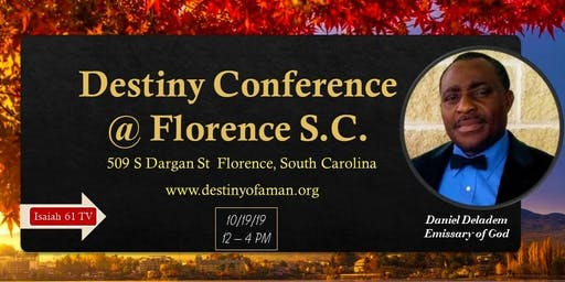 Destiny Conference