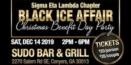 Black Ice Affair: Christmas Benefit Day Party tickets