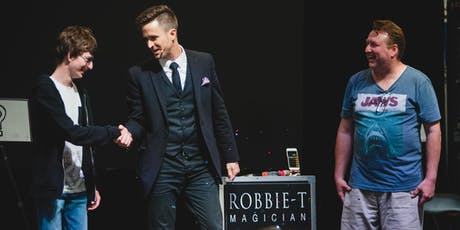 Robbie T's Greatest Hits | PG tickets