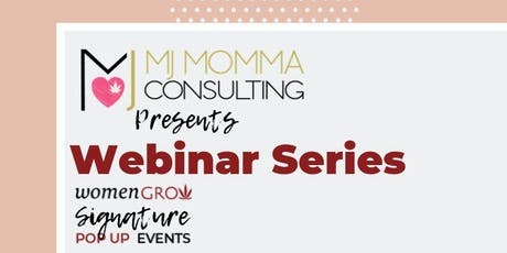 Women Grow Webinar Series : Parenting & Cannabis;  Know Your Rights tickets