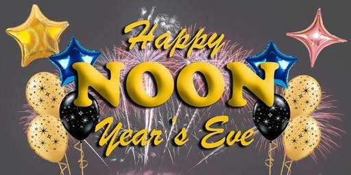 NOON YEARS EVE Countdown and Improv Comedy Show for Kids
