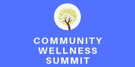 Community Wellness Summit tickets
