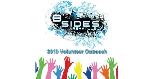 BSides Nashville Volunteer Outreach