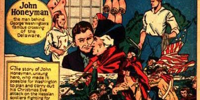 John  Honeyman –  The Legend