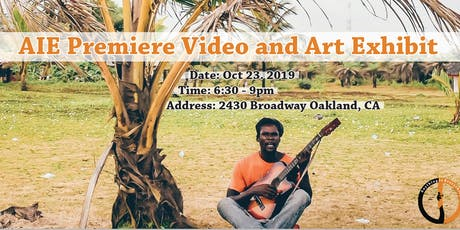 AIE Premiere Video and Art Exhibit tickets