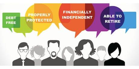 FINANCIAL FREEDOM SEEKERS - NEW ORLEANS, LA tickets