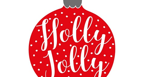 Holly Jolly Centerpiece Workshop