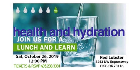Health and Hydration Lunch-n-Learn tickets