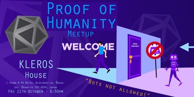Proof Of Humanity Meetup