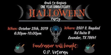 Halloween Anniversary Party tickets