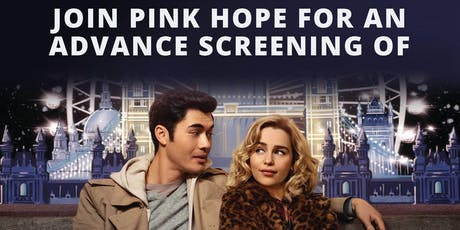 Pink Hope Charity Movie Night Fundraiser ~ The Last Christmas tickets
